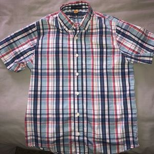 Performance button down by Taylor Vintage